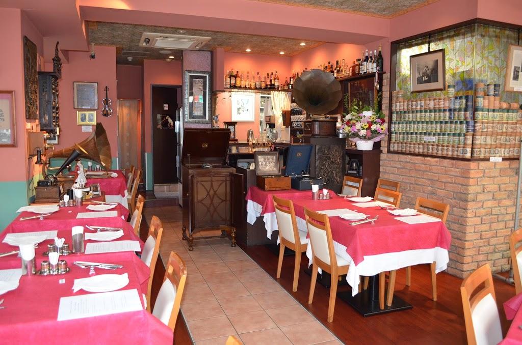 イタリアンレストラン マルシャン